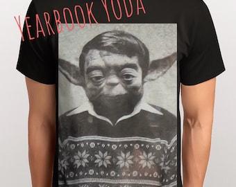 319c00b6f386a6 Yearbook Yoda T-shirt
