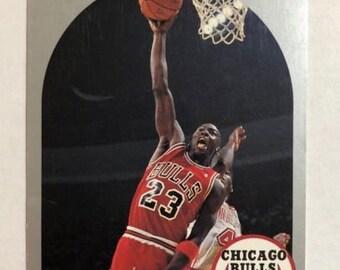 f27ce43fa24ba9 Michael Jordan 1990 NBA Hoops Card