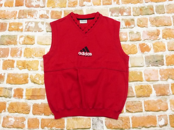 ADIDAS VINTAGE EQUIPMENT Sweater Vest