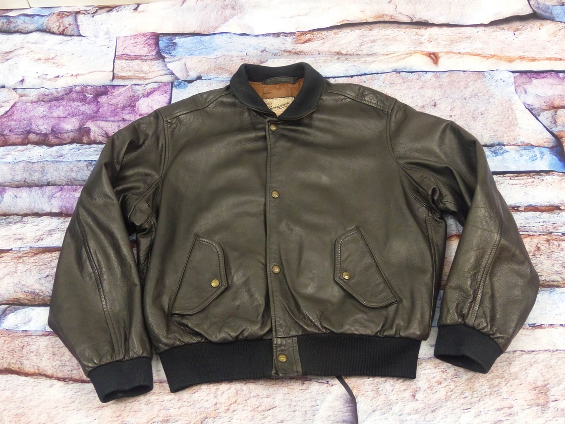 Chevignon Leather Jacket - Pure Sports