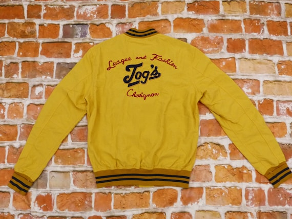 Chevignon Summer Bomber Jacket Togs Yellow