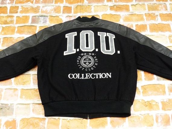 I.o.u. Collection College Jacket