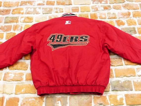 Starter Jacket - San Francisco 49er's