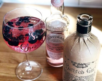 Gin Bar Accessories Etsy