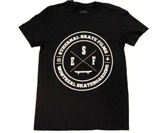 T-Shirt Montreal Skateboarding