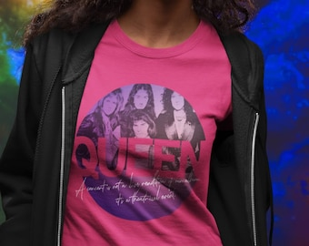 dcb611c9 Queen band shirts | Etsy