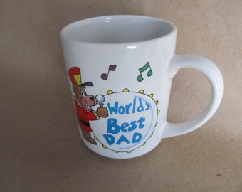 b92c195ca78 Vintage Fathers Day Mug