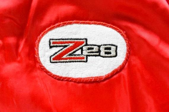 50s 60s vintage racer jacket | satin racer jacket… - image 4