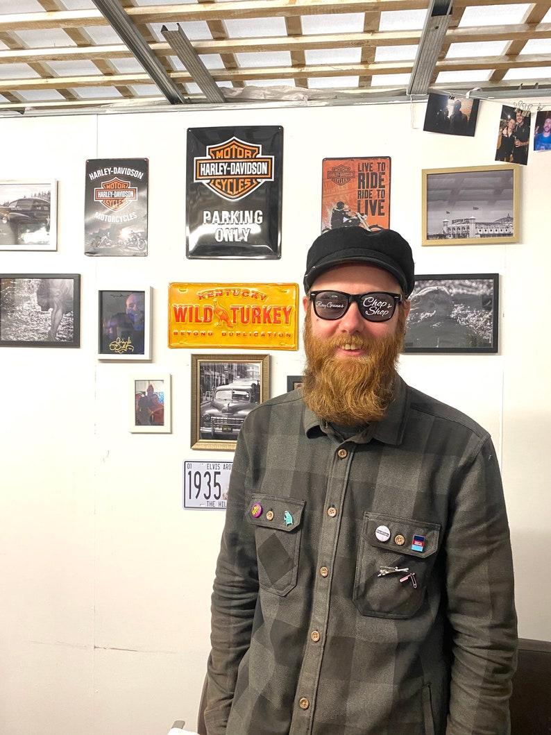 Ray Gunn\u2019s \u201dCut #1\u201c Official Sunglasses