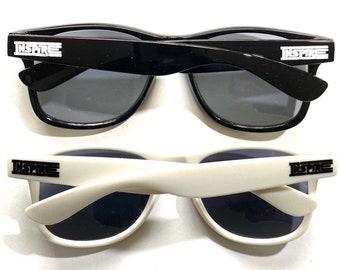 Inspire Sunglasses Option 1 (Arm Logos)