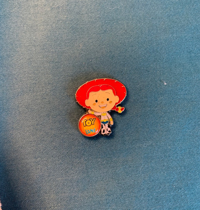 Toy Story Disney Pixar Needle Minder with rare earth magnets