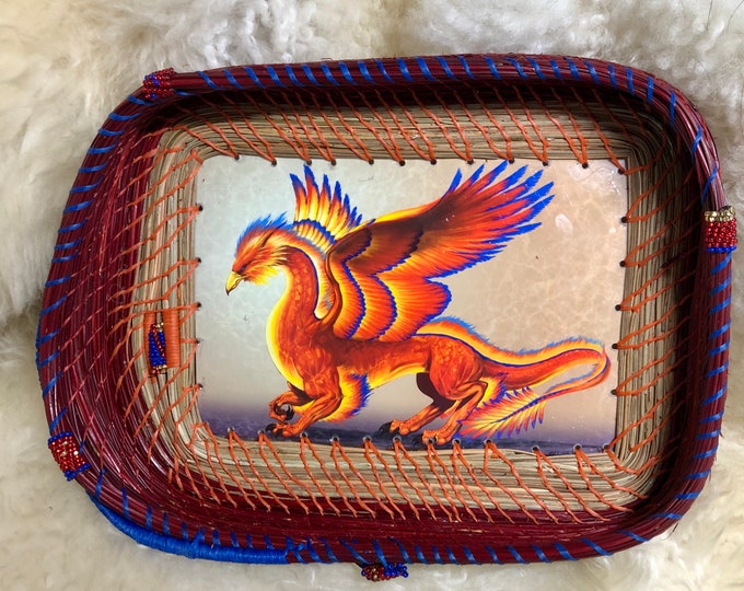 Phoenix or Fire Dragon - #201