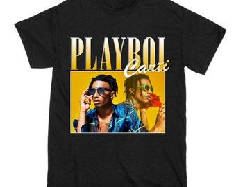 4ce26a41 Playboi carti shirt   Etsy