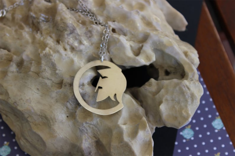Necklace Armor, The Symbol Of Olympian God Ares The God Of War, Arzanto  Pendant