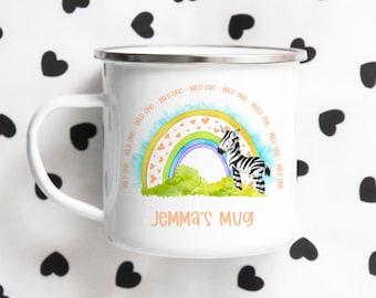 Elephant travel mug | Etsy