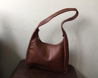 a0b7e20b8f Longchamp Leather Shoulder Bag