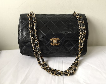 34518d9ea7d8 CHANEL 2.55 Vintage Timeless Shoulder Bag-Free shipping worldwide