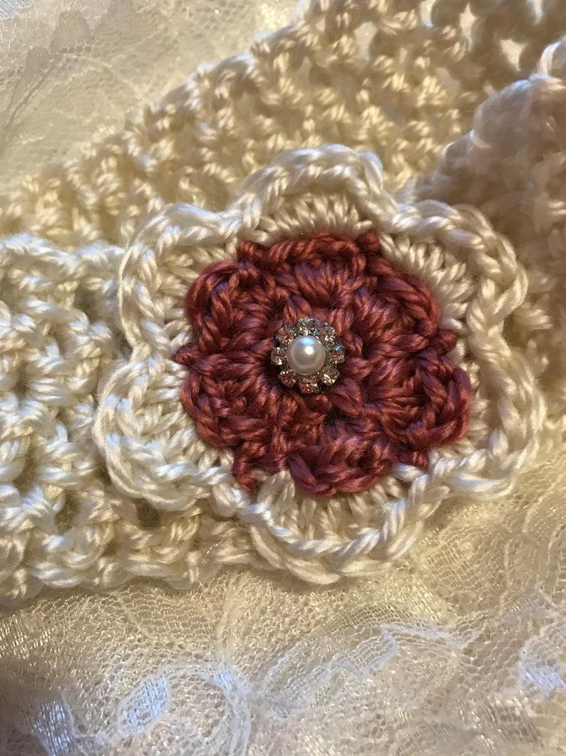Crochet headbandgirls headbandheadband assorted colors