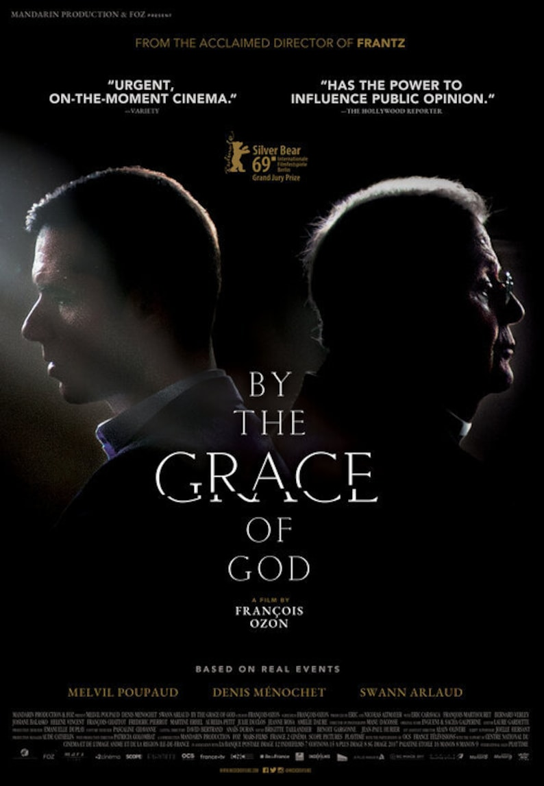 By the Grace of God  movie poster 12x18  32x48 inch image 0