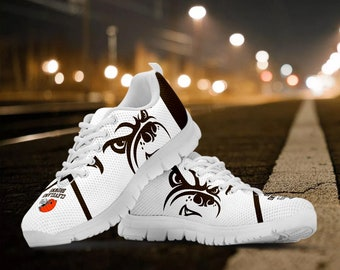 e7473e69b Cleveland Browns Sneaker / Custom Shoes/Men's shoes/Women's shoes/Youth's  Shoes