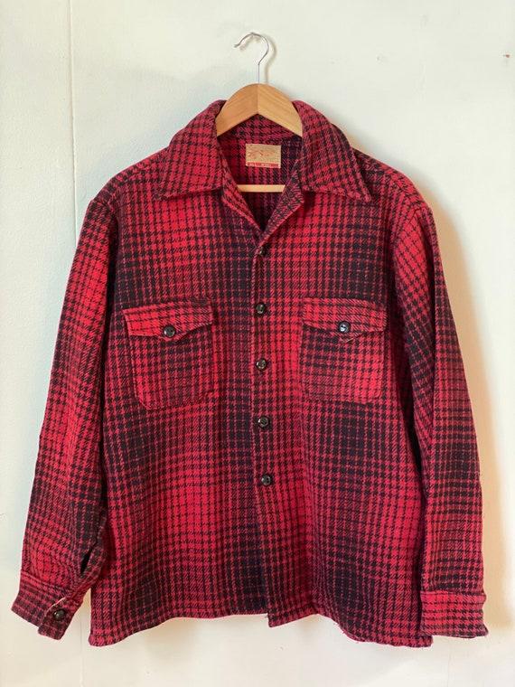 1960's Wool Chore Coat
