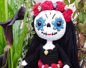 Pin de Georgina K em Child | Bonecas artísticas, Bonecas de crochê ... | 270x340