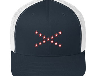 0ff9a2e19f3 Stars of the South Snap Back Hat