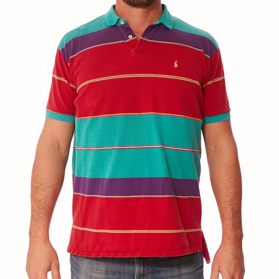 Polo Ralph Lauren 90's 1990's vintage polo shirt s