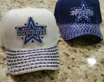 f611056e92f338 Dallas Cowboys Bling Cap