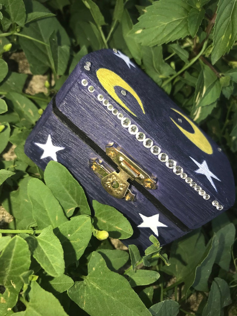 AstriMoon Jewelry Box