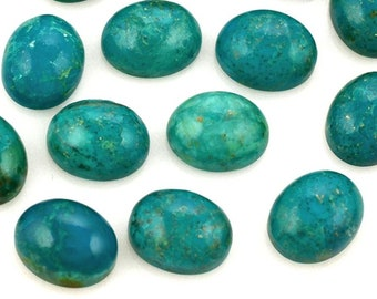 CHRYSOCOLLA GEMSTONE GREEN BLUE RECTANGLE 16X12MM LOOSE BEADS 7.5/""