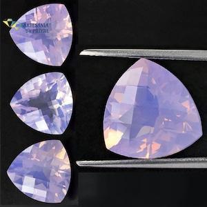 loose lavender quartz pear natural lavender quartz 6*4-10*14mm lavender moon quartz faceted lavender quartz calibrated lavender quartz  pear