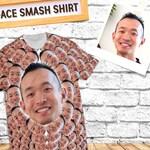 Custom Face Shirt, Faces T-Shirt, Shirt With Faces, Photo Face Tee-Shirt, Face Smash Shirt, Personalized T-Shirt, Funny Customized TShirt