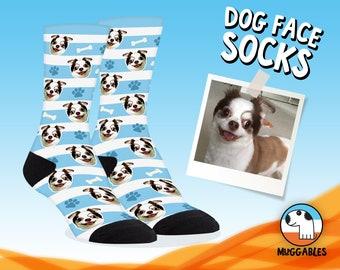 Custom dog socks | Etsy