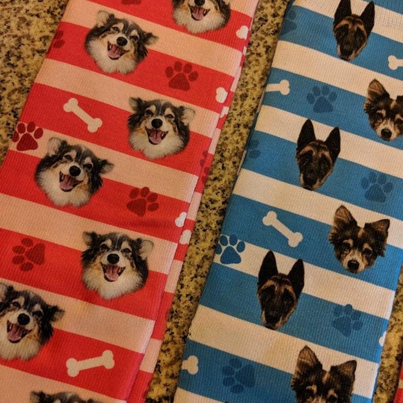 Custom Dog Socks Customized Dog Gift Socks Gift For Dog Mom image 0