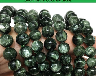 42X26X5mm Oval Natural Seraphinite Nice Quality Cabochon Gemstone Seraphinite Loose Gemstone For Making Wire Wrapping Pendant