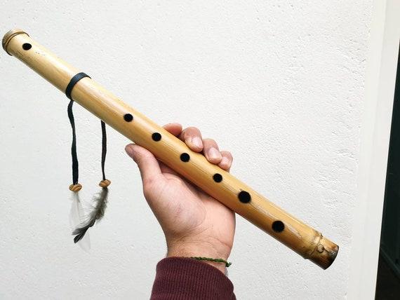 Transverse Major Flute Bamboo