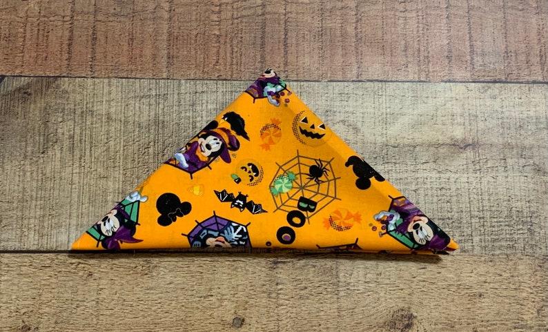 Halloween Mickey Mouse Dog Bandanna