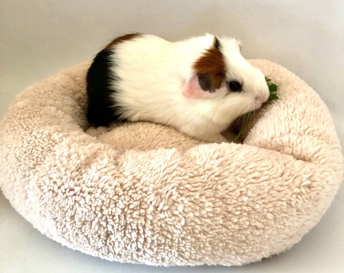 Guinea pig bed, hamster bed, hedgehog bed, rabbit, rat, chinchilla, dragon, cat bed, small animal pet bed
