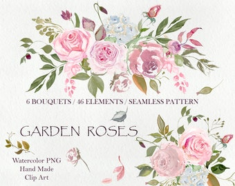 Floral pattern | Etsy
