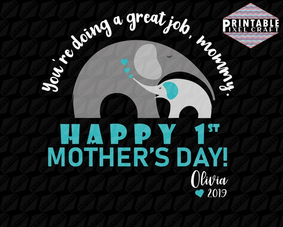 Free Cherish the relationship you share with your mother. You Re Doing A Great Job Mommy Svg Job Retro SVG, PNG, EPS, DXF File