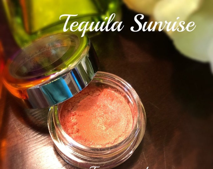 TEQUILA SUNRISE loose & pressed Pigment/eyeshadow