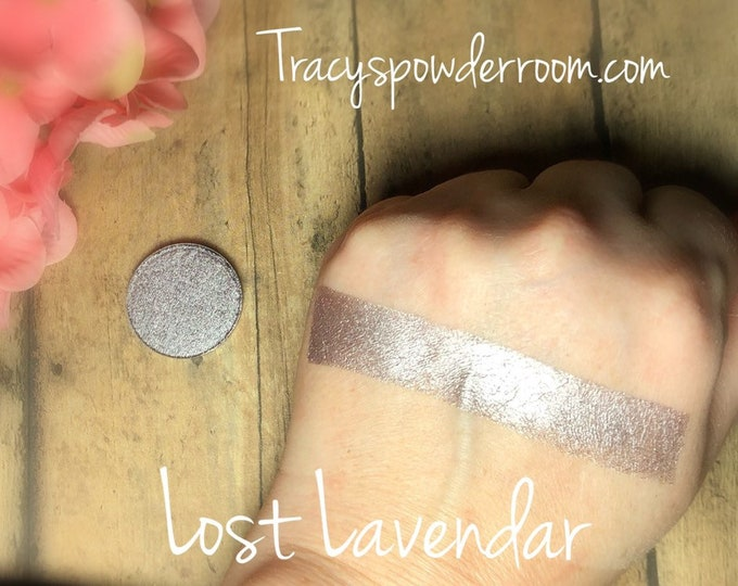 LOST LAVENDER Foiled/Metallic Pigment/Eyeshadow, vegan, cruelty free, magnetic