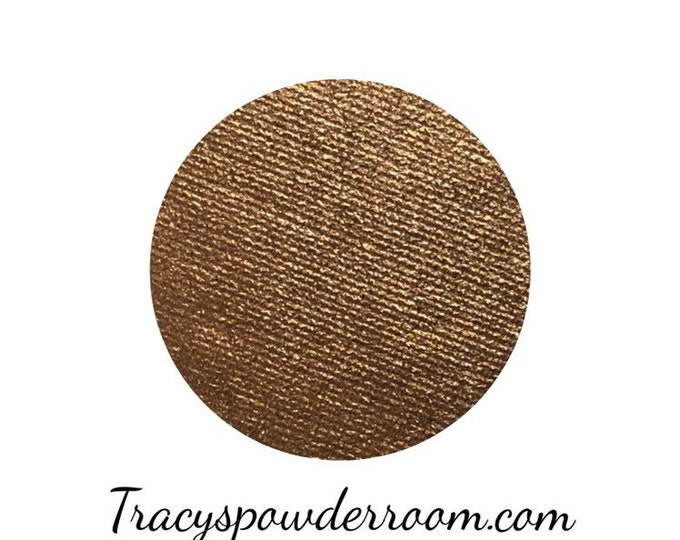 FOXY LADY - Foiled/Metallic Pressed Pigment Eyeshadow/Highlighter