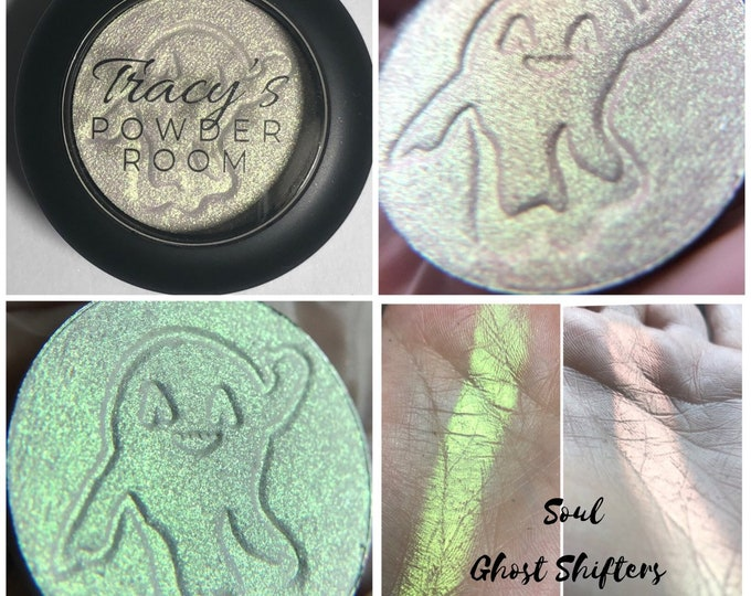 SOUL Pressed Pigment Eyeshadow Highlight Topper