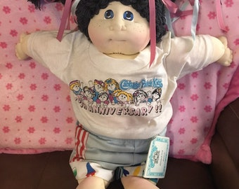 cabbage patch doll dark history