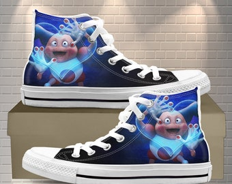 newest 11e09 312d9 Pikachu Shoes, Pokemon Hightop , Pokemon - Pikachu high tops, Pokemon Shoes,  Custom shoes