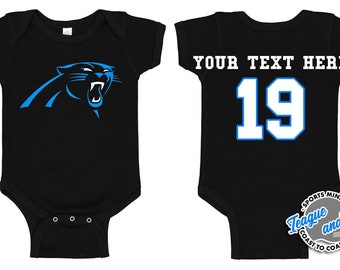 best service 50197 05f2b Panthers jersey | Etsy