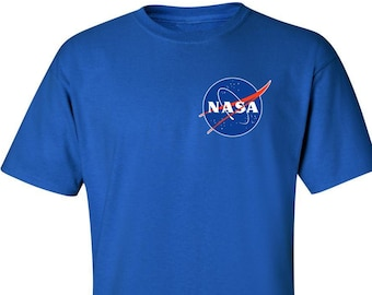 Nasa Space Generic Novelty Funny Graphic Unisex T-Shirt Astronaut Tee