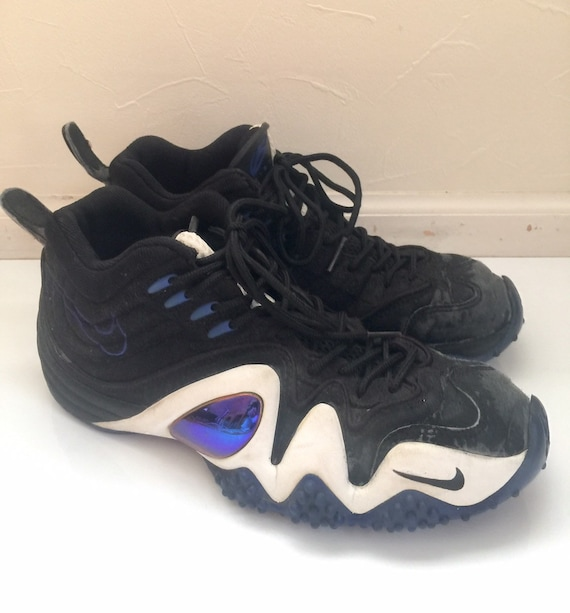 lecho Mucho anfitrión  Vintage Nike Air Zoom Flight 5 Five jason kidd US9.5 uptempo | Etsy